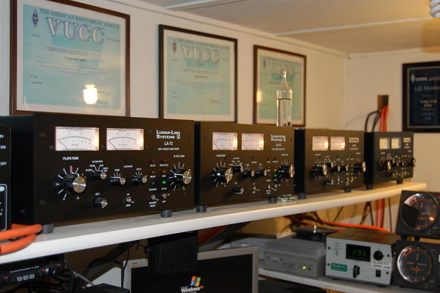 I had Lunar Link amps for 6,2,222 and 432.I only have the 2 meter one now.