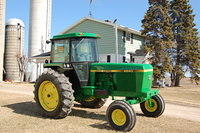 Because it is a John Deere and was well cared for we got 150% of what we paid for it back in 1979.